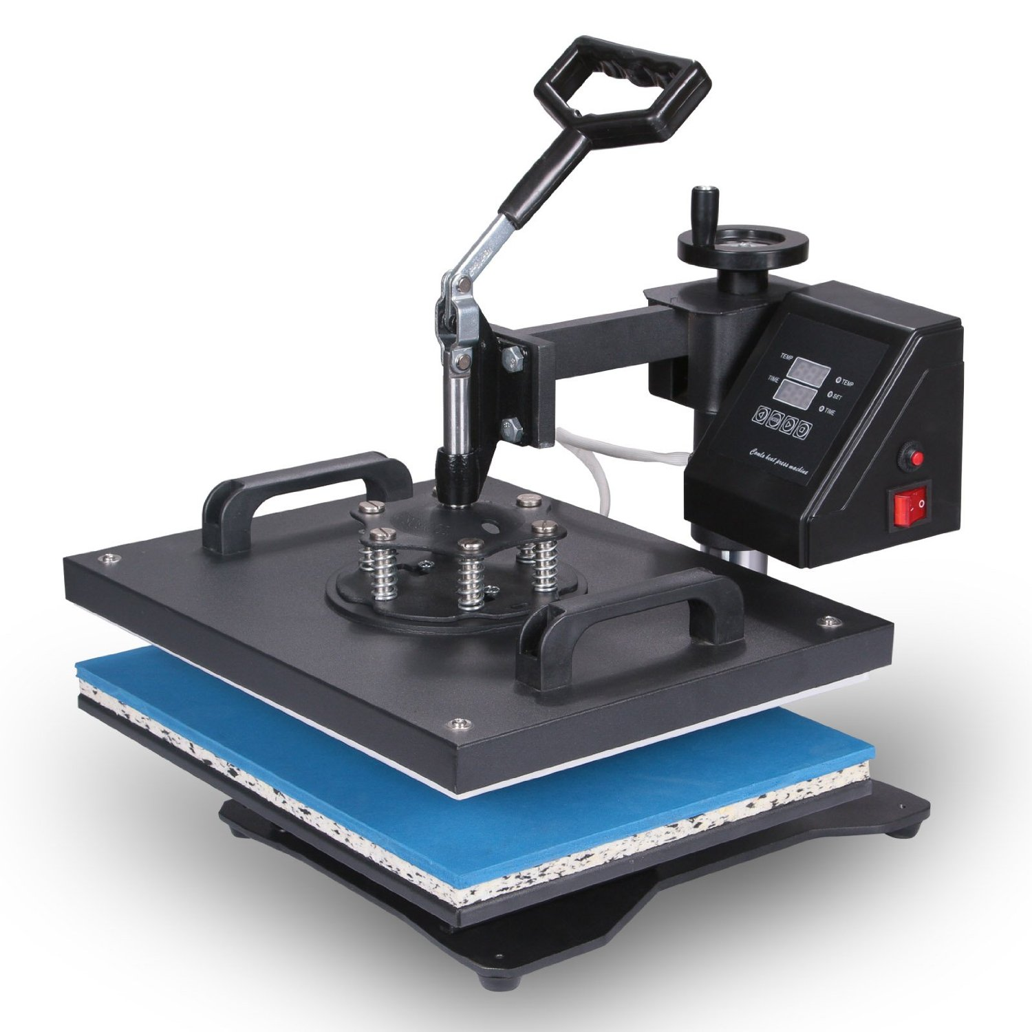 Top 3 heat press machines of this year
