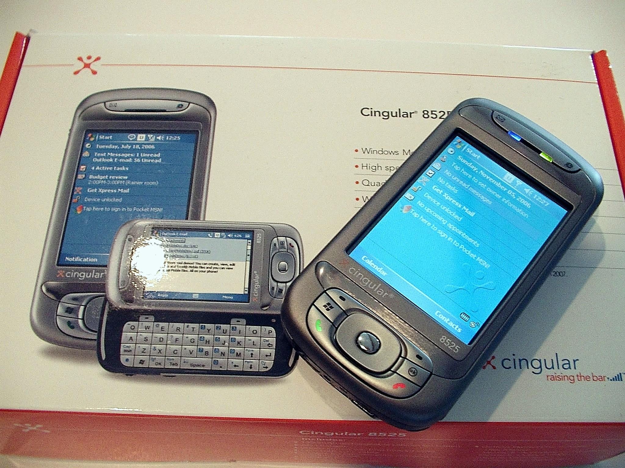 Verizon Versus Cingular Wireless Phones
