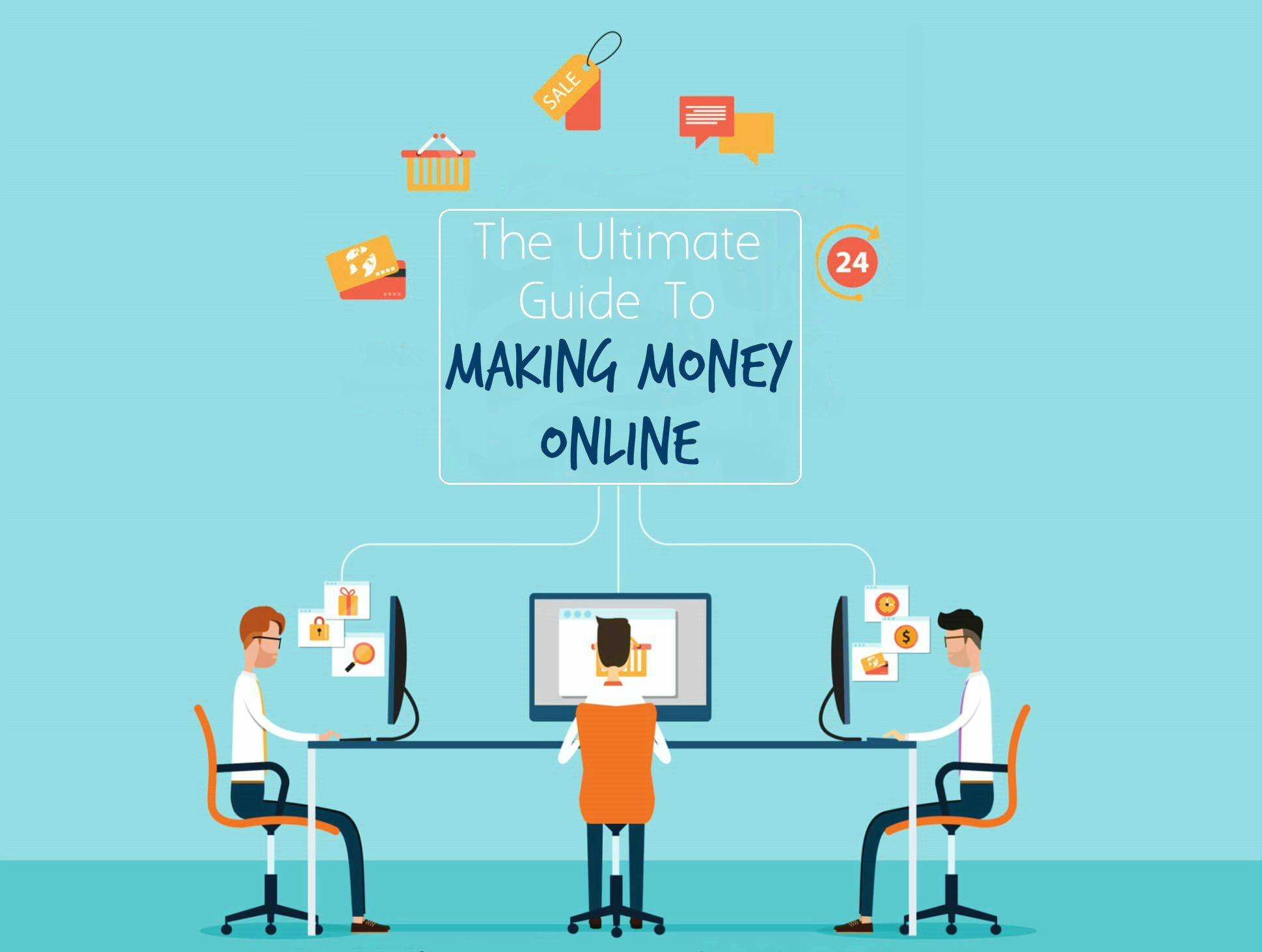 Guide To Making Money Online By Selling Advertisement Spots On Your Blog