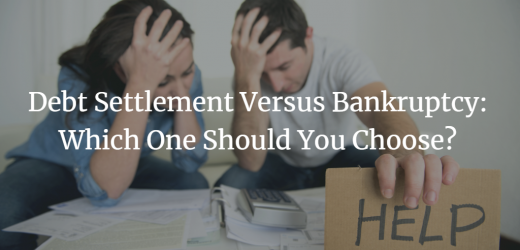Debt Settlement Or Bankruptcy: Which Option Is Better?