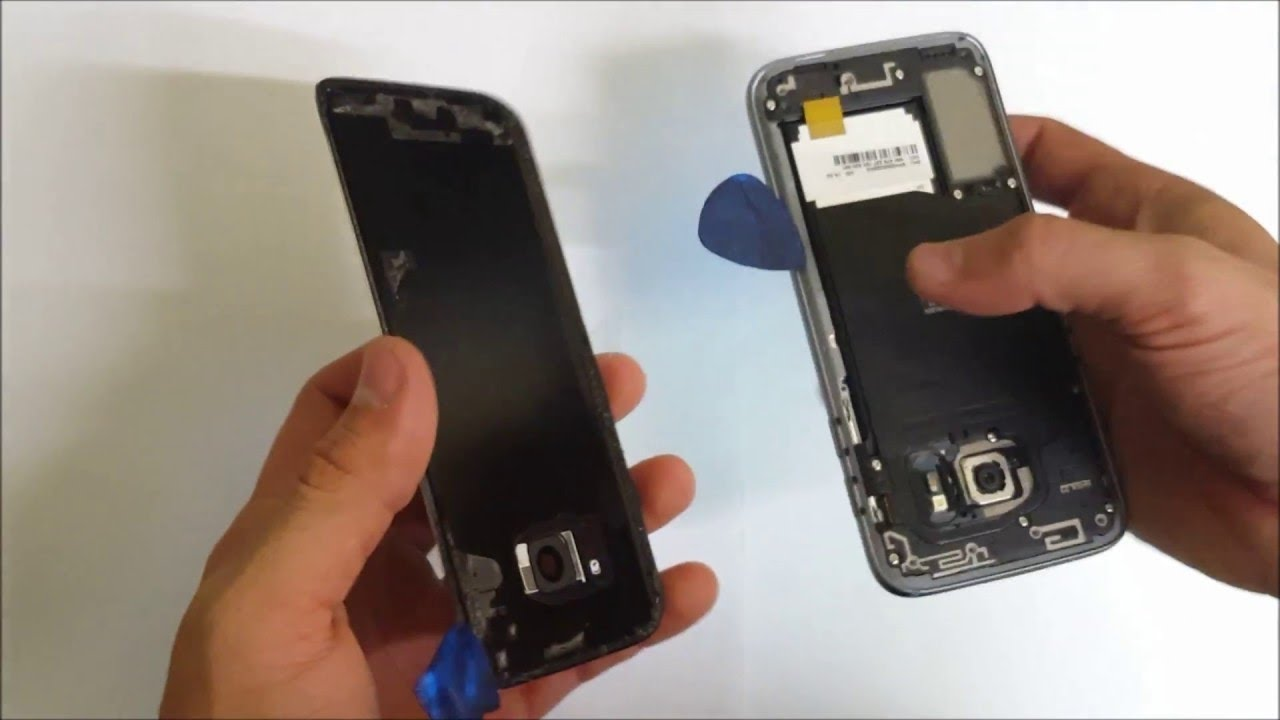 What Are The 5 Ways To Replace The Galaxy S7, S7 Edge Battery?