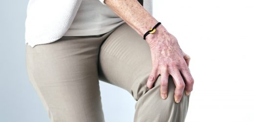 How can knee pain affect the lives of humans?